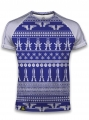 koszulka_men_sport_christmas_blue