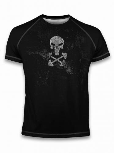 Koszulka sportowa T-shirt  Punisher Strong
