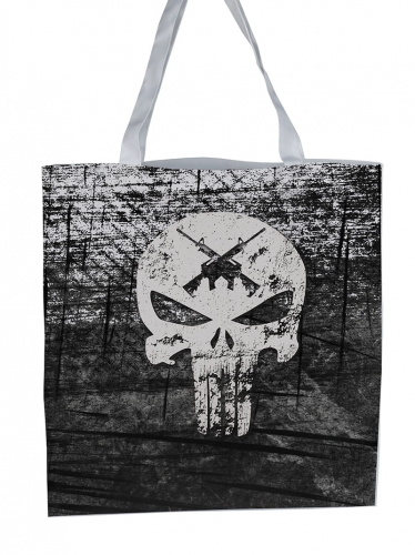 Torba na zakupy Punisher